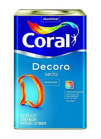 Tinta Acr Ace Gelo Decora Seda18LT Coral Prem