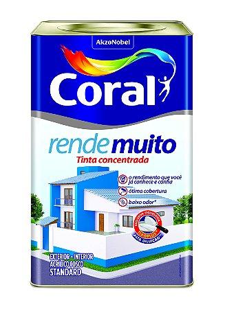 Acr Fosc Camurça Rende Muito 18LT Coral STD