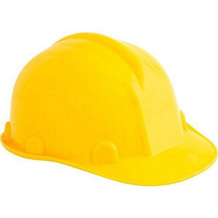 Capacete Amarelo com Aba Frontal - 7090000010