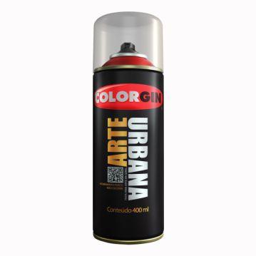 Tinta Spray COLORGIN ARTE URBANA BRANCO 400ML