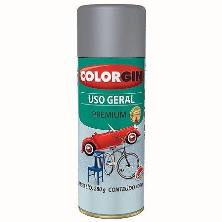 Tinta Spray COLORGIN Uso Geral Primer Rápido Cinza 400ML -  53001