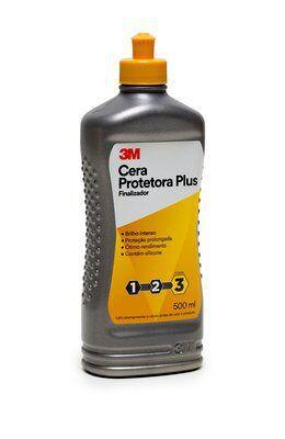 Cera Protetora Plus 3M™ 500ML - HB004584445