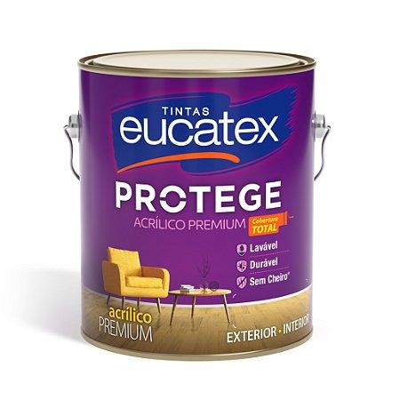 Tinta Acrílica Acetinado Branco Premium 3.6LT Eucatex - 2900001.01