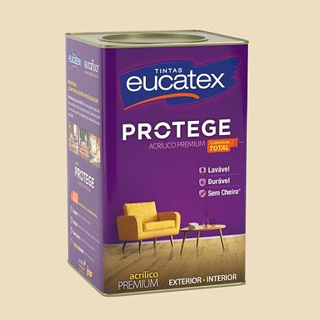 Tinta Acrílica Premium Areia 18LT Eucatex
