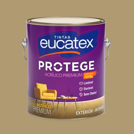 Tinta Acrílica Premium Camurça 3.6LT Eucatex