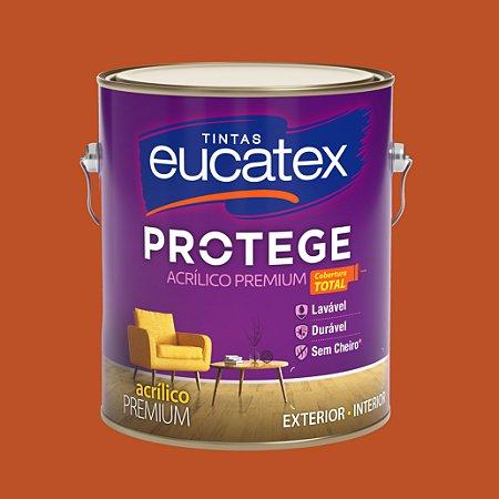 Tinta Acrílica Premium Tomate Seco 3.6LT Eucatex