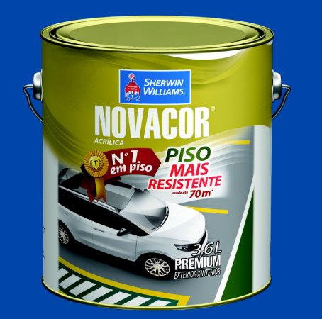Novacor Piso Premium Azul 3.6LT - 38082101