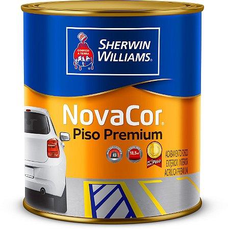 Novacor Piso Premium Branco 0.9LT