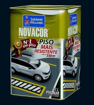Novacor Piso Premium Cinza Chumbo 18LT