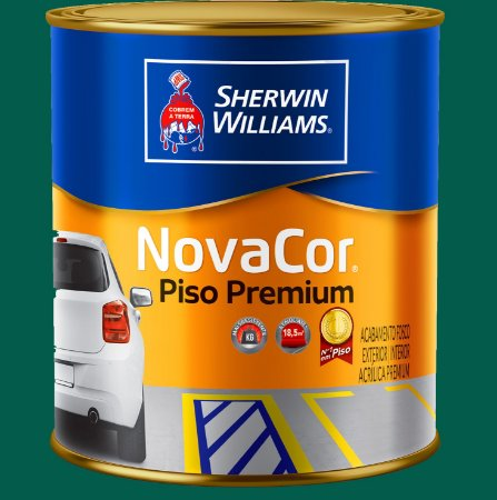 Novacor Piso Premium Verde 0.9LT - 38088102