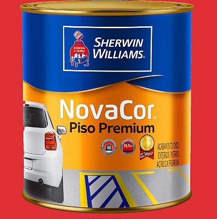 Novacor Piso Premium Vermelho Segurança 0.9LT - 38089502