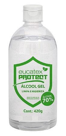 Eucatex Protect Álcool Gel Antisséptico 500ML