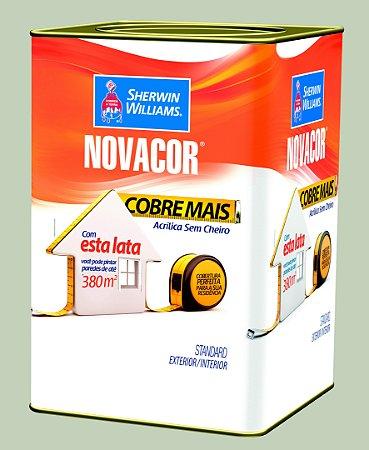 Tinta Acrílica Bianco Sereno Cobre Mais 18LT Novacor - 38599506