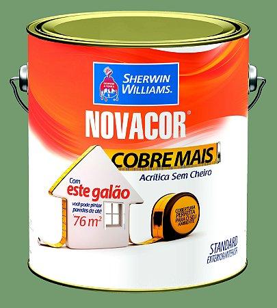 Tinta Acrílica Concreto Cobre Mais 3.6LT Novacor - 38591001