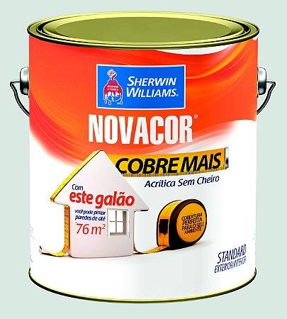 Tinta Acrílica Gelo Cobre Mais 3.6LT Novacor - 38595701