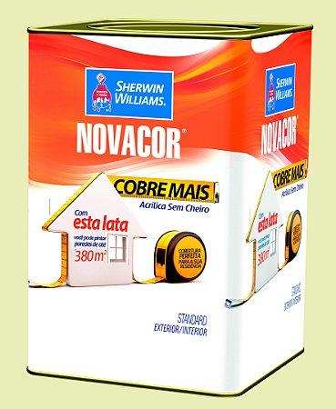 Tinta Acrílica Marfim Cobre Mais 18LT Novacor - 38596606