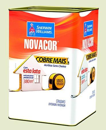 Tinta Acrílica Palha Cobre Mais 18LT Novacor - 38596906