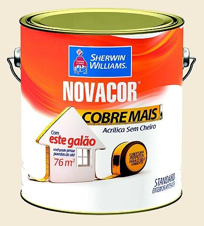 Tinta Acrílica Pêssego Cobre Mais 3.6LT Novacor - 38597001