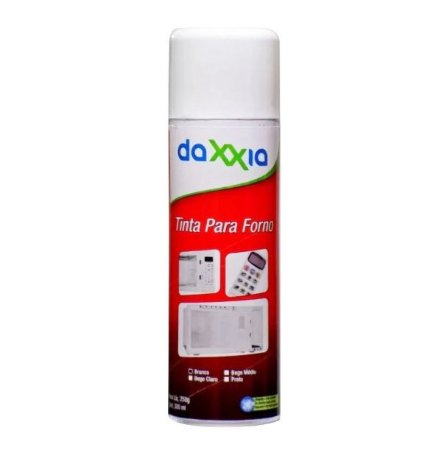 Spray para Microondas Branco 250GR/300ML DAXXIA