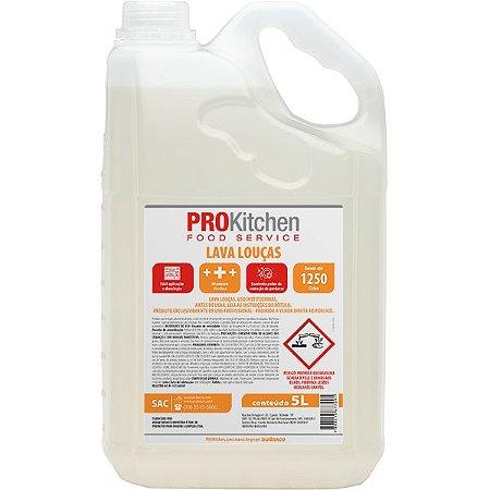 Detergente para Máquina de Lavar Louça - ProKitchen - Audax 5L