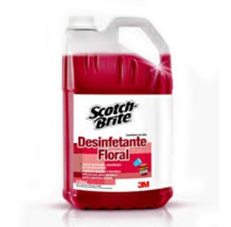 Desinfetante Floral Scotch-Brite™ 3M - 5 litros