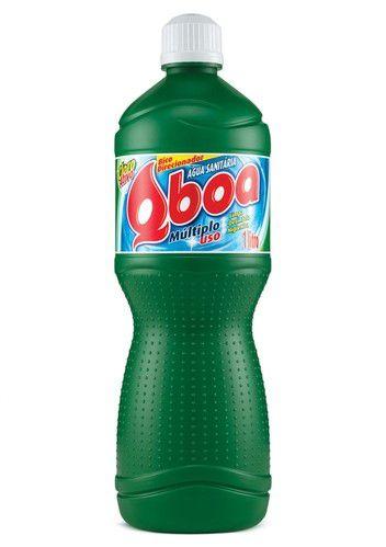 Água Sanitária Q-boa 1 litro