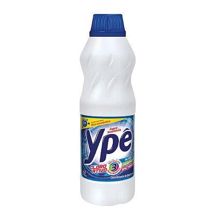 Água Sanitária Ypê - 1 litro
