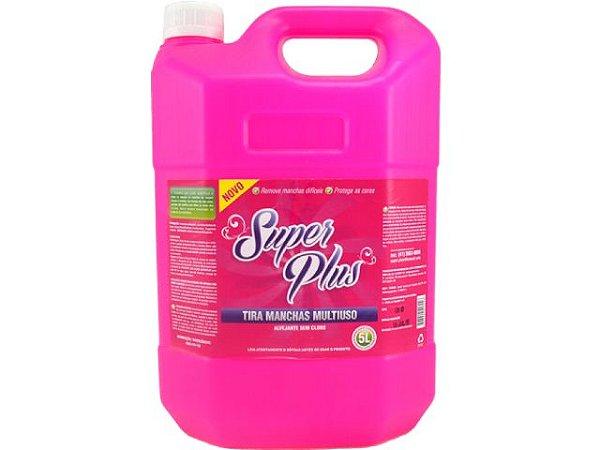 Alvejante Sem Cloro Super Plus - 5 litros
