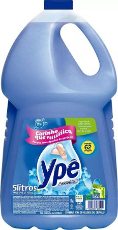 Amaciante Aconchego Ypê - 5 litros