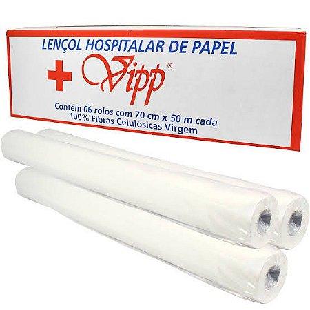 Lençol Hospitalar 70X50 Vipp Plus