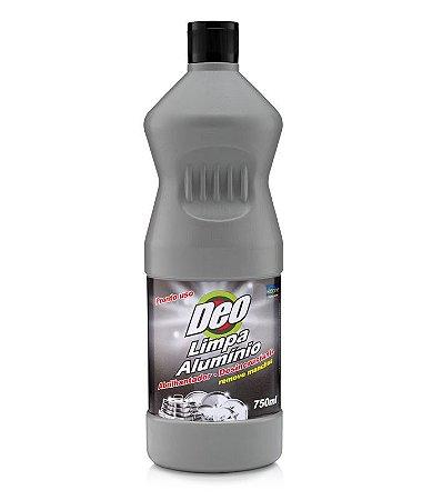 Limpa Alumínio -  750 ml Pronto Uso Deoline