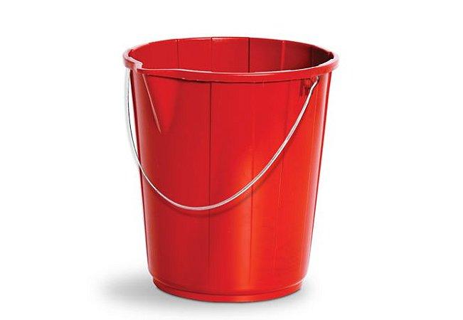 Balde 14 litros com Bico - Limpfor