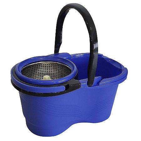 Balde Perfect Mop Pro - Azul