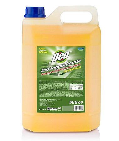 Detergente Desengordurante Deoline - 5 litros