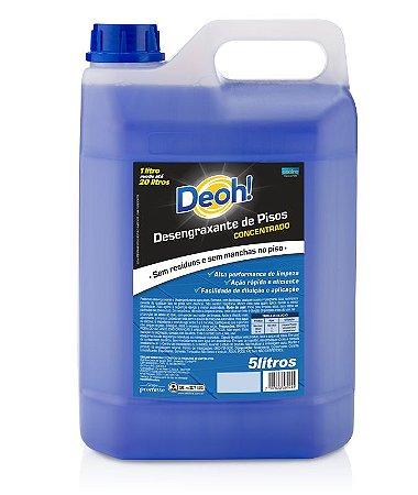 Desengraxante para Pisos Concentrado - Deoline 5L