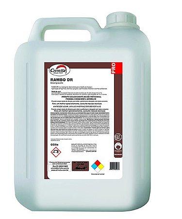 Detergente Desengraxante Rambo DR - Crivela