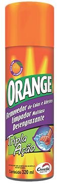 Removedor de Adesivos Orange Crivela - 320ml