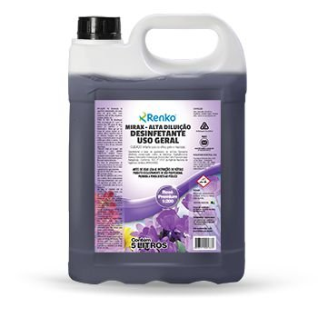Desinfetante Mirax Rosé Premium - Renko