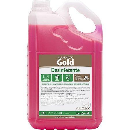 Desinfetante Gold Audax - 5 litros
