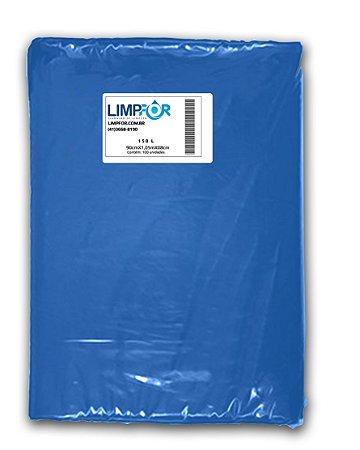 Saco de Lixo 150 Litros com 100 unidades - Limpfor