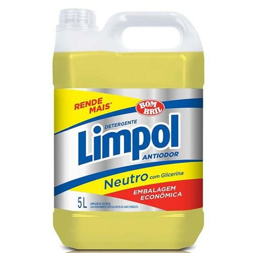 Detergente Neutro - Limpol