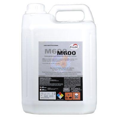 Detergente para Máquinas M600 - Crivella