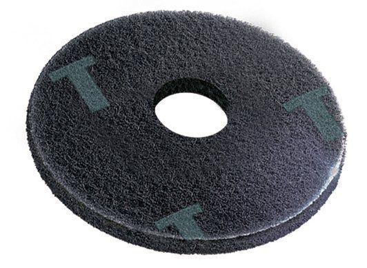 Disco Preto Removedor Tinindo para Tratamento de Pisos