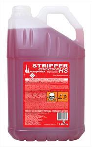 Removedor 5 litros  - Stripper HS