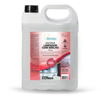 Renovador de Brilho 5 litros - Maxima Floral