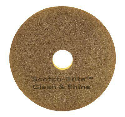 Discos 3M™ Scotch-Brite™ Clean & Shine Dupla Face