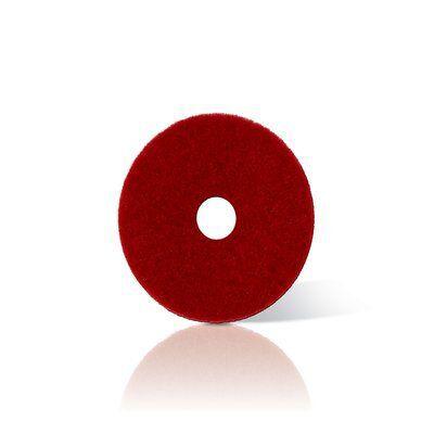 Disco Vermelho Rubi Scotch-Brite™ para Tratamento de Pisos