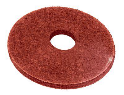 Disco Vermelho Tinindo para Tratamento de Piso - 3M