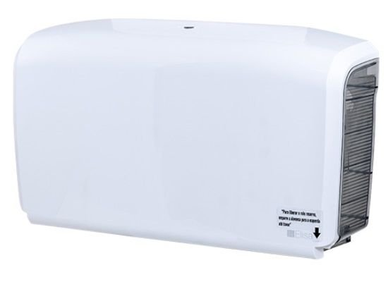 Dispenser Higiênico Rolão Duplo - Elisa