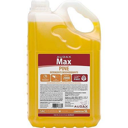 Limpador 5L concentrado Audax Max Pine